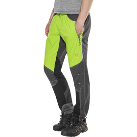 Karpos Rock Pants Men apple green/dark grey